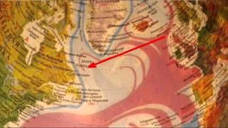 видео Остров Шри Ланка на карте Мира, история острова