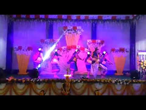 DANCE PERFORMANCE BY ORIENT AREA, MCL   SERA RE TA SARANGI