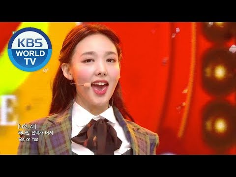 TWICE(트와이스) - YES Or YES [Music Bank / 2018.11.16]