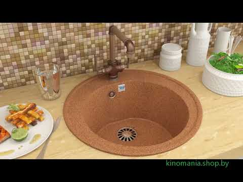 Обзор кухонной мойки Tubaqua Ильжа