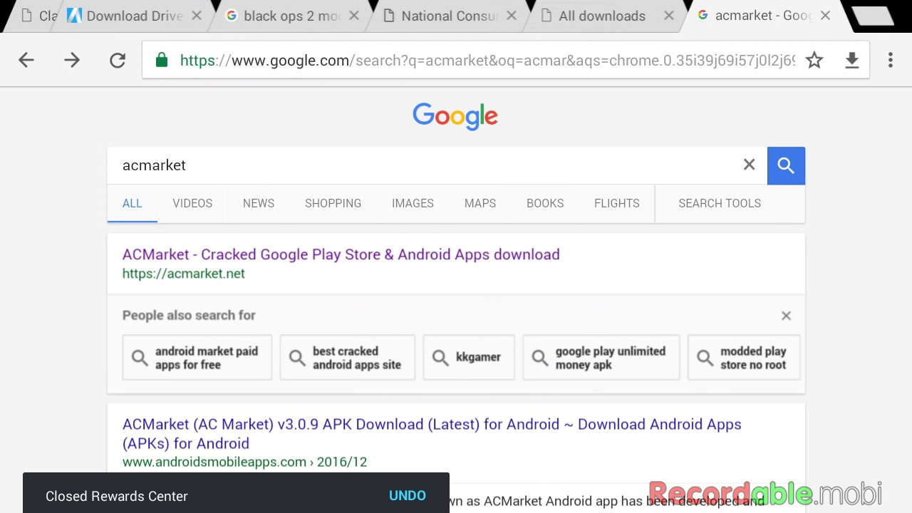 crack paid apps android market