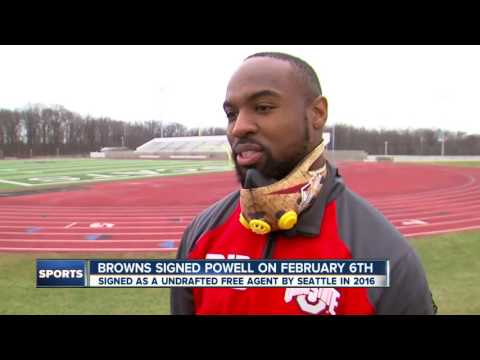 Tyvis Powell inspires everyone to dream