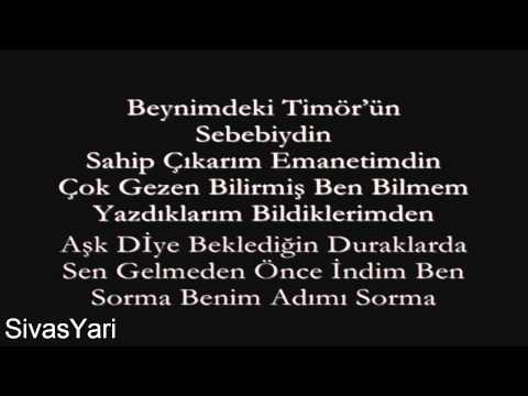 Arsiz Bela ft  Esmer Maruz   Sivas Susma Konus [Sarki Sözü] [HD] [2014]
