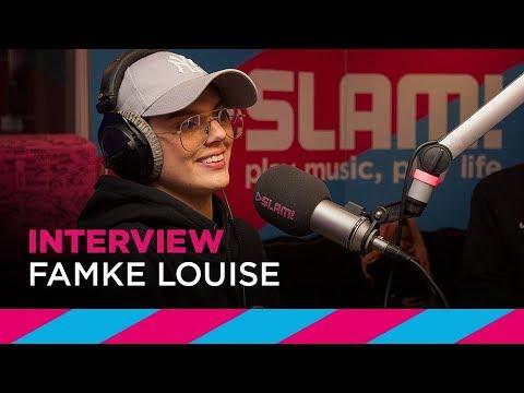 Famke Louise: 'Ik zou het leuk vinden om iets met een meisje te doen'  | SLAM!