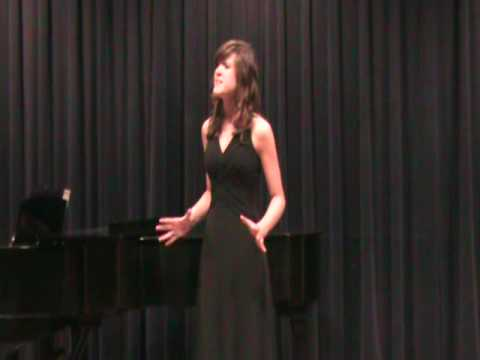 Recital - City - Sara Bareilles