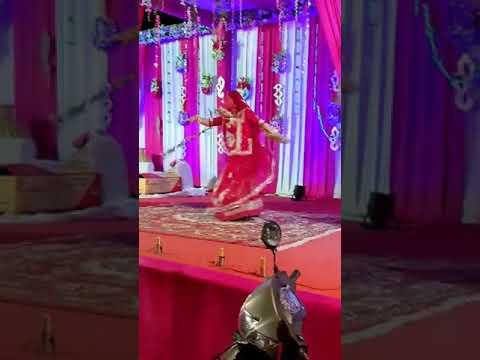 Jhala sain rajasthani song wedding dance