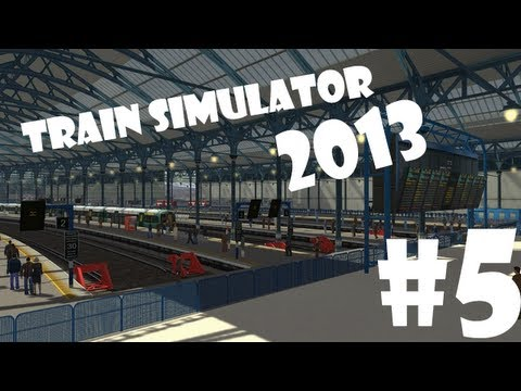 Train Simulator 2013: Northern Sprinter / Paddington to Ealing
