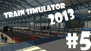 Train Simulator 2013: Northern Sprinter / Paddington to Ealing