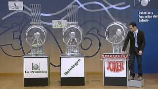 Lotería La Primitiva und Jóker - 06/02/2014