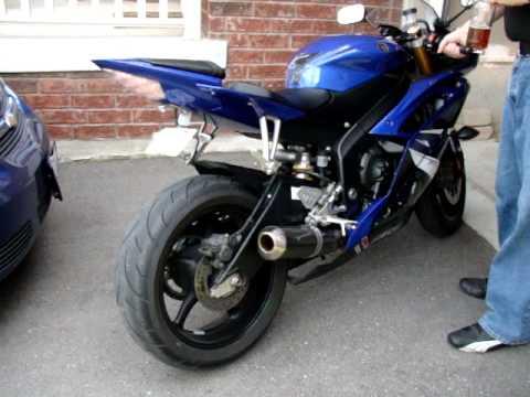 Hqdefault on 2006 Yamaha R1 Leo Vince Exhaust