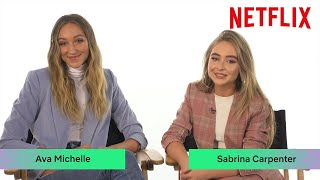 Ava Michelle & Sabrina Carpenter Vent About Siblings | Extremely Relatable | Netflix