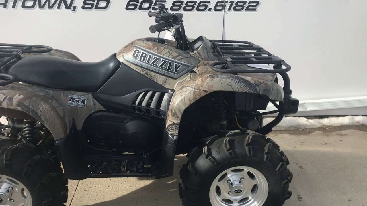 hight resolution of 2002 yamaha grizzly 660 4x4 uory0980