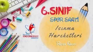 6.Sınıf- Spor Saati-Reva AKICI