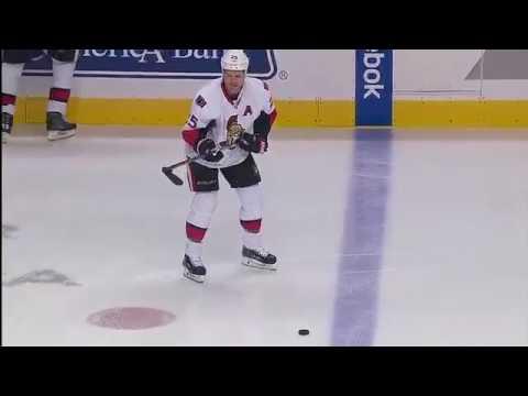 Ottawa senators vs san Jose sharks NHL game recap