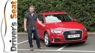 Audi A3 Sportback 2017 Review | Driver's Seat