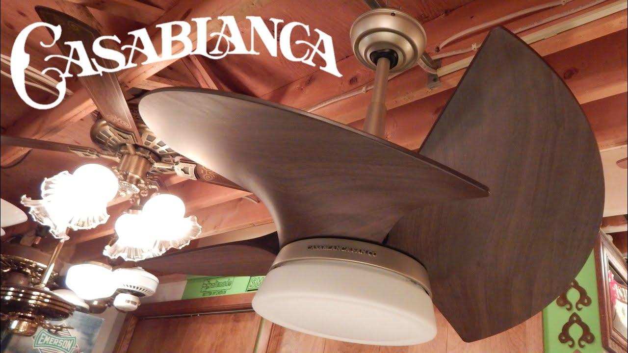 Casablanca orchid ceiling fan youtube casablanca orchid ceiling fan mozeypictures Image collections