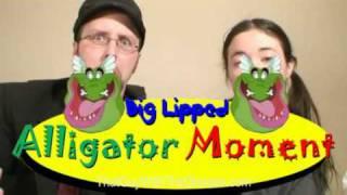 BIG LIPPED ALLIGATOR MOMENTS
