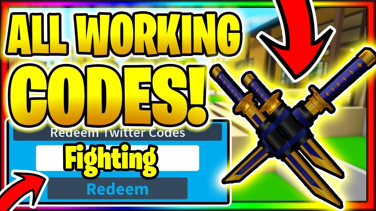 All New Secret Op Working Codes Roblox Anime Fighting