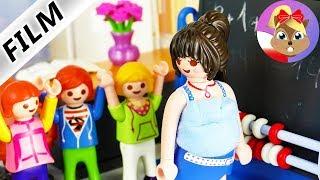 Playmobil Film PL | Co sie dzieje z MATEMATYCZKĄ? Jest w ciąży? A może chora? | Serial Wróblewscy