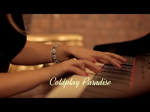 Piano cover: Coldplay - Paradise | Pianist Anna Demis