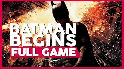 Batman Begins | Full Gameplay/Playthrough | No Commentary (Original Xbox)