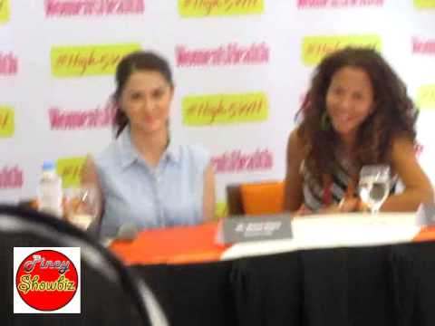 Marian Rivera on being Women's Health 5th Anniversary cover girl