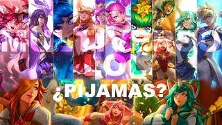 HISTORIA COMPLETA DE LAS GUARDIANAS ESTELARES | Nuevas Guardianas en Pijamas | Multiverso Lol