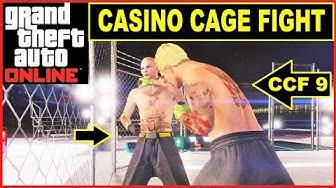 GTA Online CASINO FIGHT NIGHT , CCF 9 Chrome´s Cage Fights