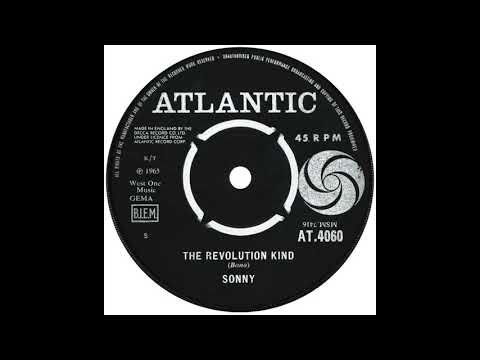 "Sonny – ""The Revolution Kind"" (UK Atlantic) 1965"