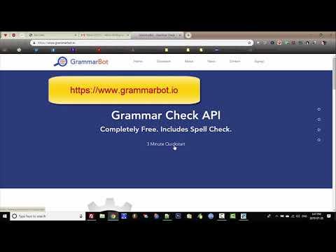 Grammar Checker Ultimate Book Editor