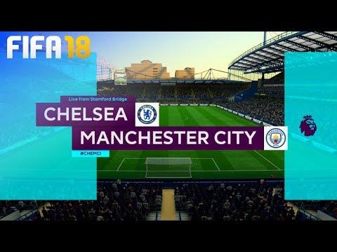 FIFA 18 - Chelsea vs. Manchester City @ Stamford Bridge