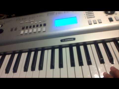 El Shaddai on piano by coleyfresh16