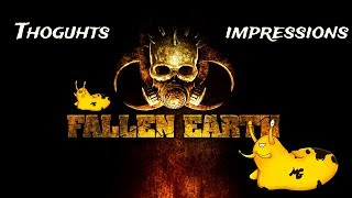 First Look - Fallen Earth Free2Play Welcome to the Apocalypse – My Thoughts