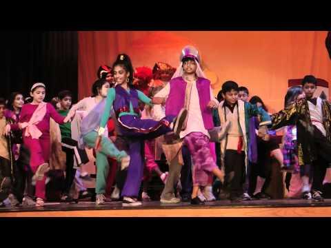 Aladdin Kids 2011  Brunswick Acres School HD,720p