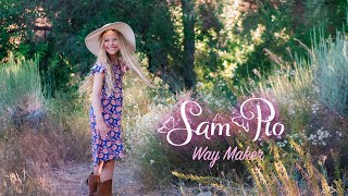 Way Maker - Sinach | Cover by Sam Pio