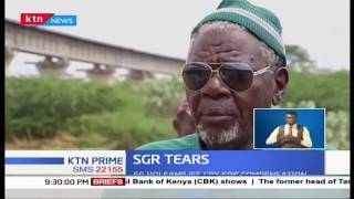 Over 50 Voi families lament they haven't received compensation of SGR land