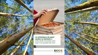 Campanha IBÁ - Uma floresta de oportunidades: Embalagens de Papel