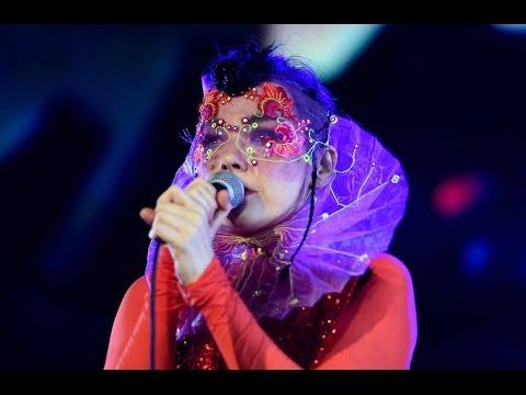 Björk - Stonemilker & Unravel (live @ Spandau Citadel, Berlin 2.8.2015)