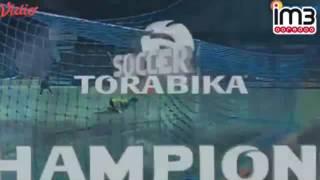 HighLight Persela Vs Arema (0-2) TSC, 18 Juli 2016