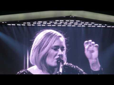 Adele - Rumor Has It - Live - 10/11/2016 - Verizon Center - Washington D.C