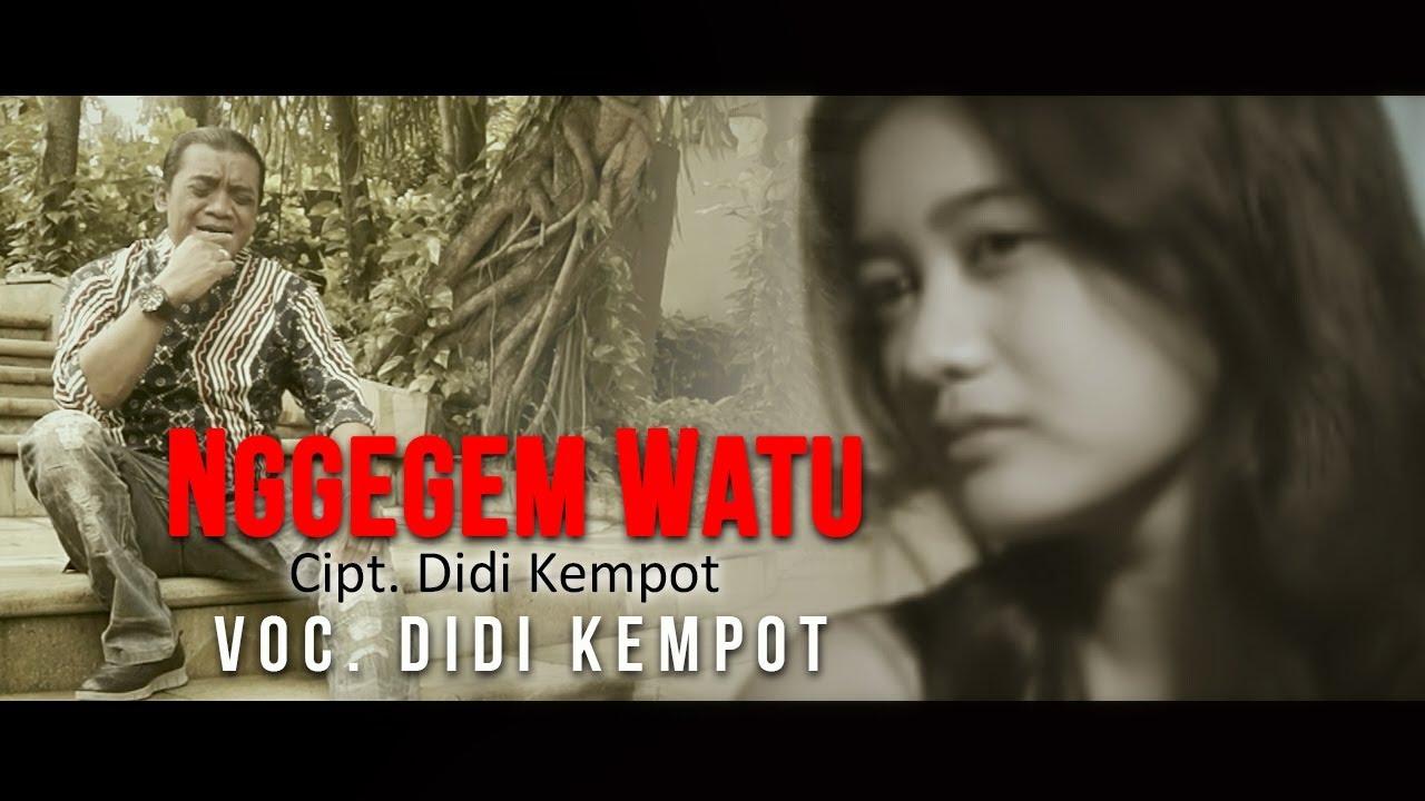 Didi Kempot Ngegem Watu Official Youtube