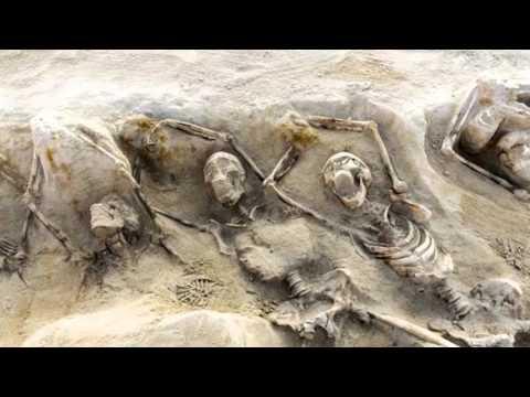 Mass Graves found in Greece