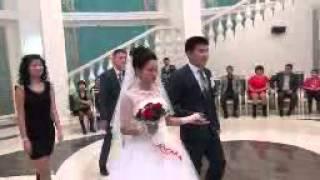 Красивая свадьба в Уральске