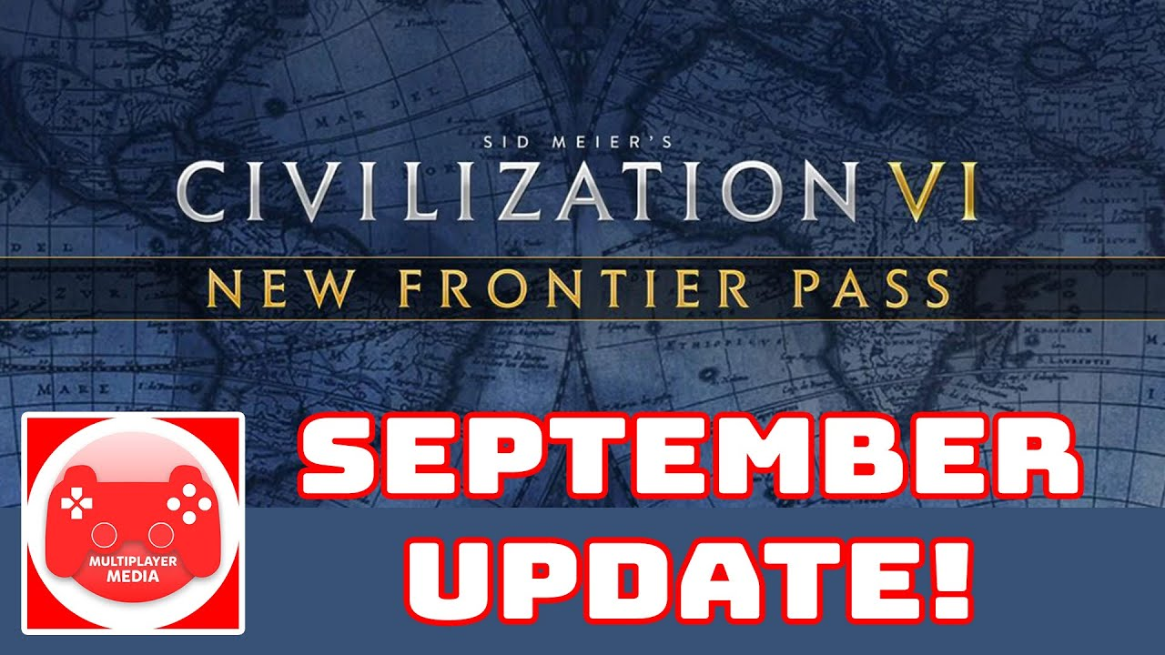 Civ 6 September Expansion Pack: Preview & Predictions!