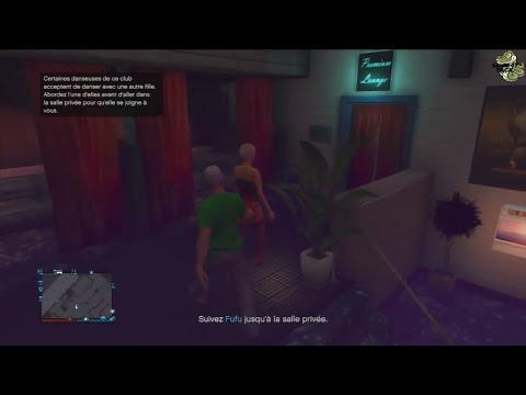 GTA 5 Online - Faire venir une STRIPTEASEUSE dans votre APPARTEMENT !