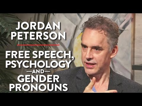 LIVE with Jordan Peterson: Free Speech, Psychology, Gender Pronouns