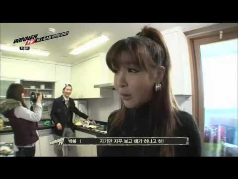 ENGSUB  Bom bullies Seunghoon while lowkey flirting with him