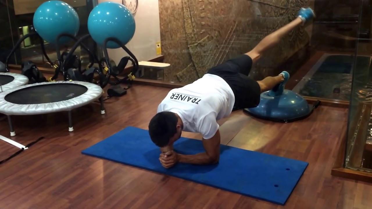 Circuito de ejercicios entrenamiento funcional crossfit for Entrenamiento funcional