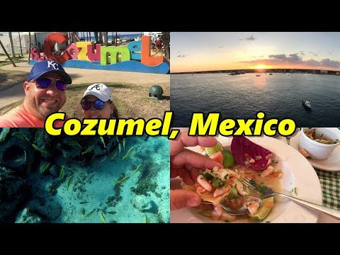 Caribbean Cruise Vacation Day 3: Cozumel and Snuba