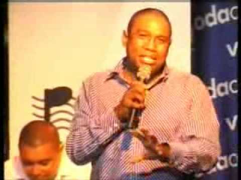 South African comedy - Canal Walk versus Cape Flats